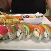 Photo Of At Home Kitchen Gardena Ca United States Rainbow Roll And