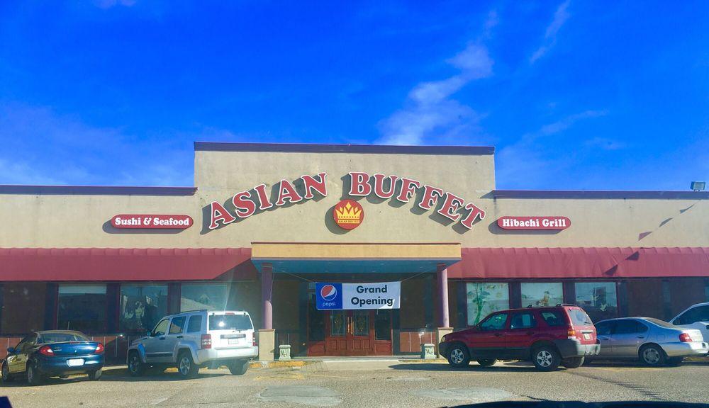 Good Asian Buffet Near Me