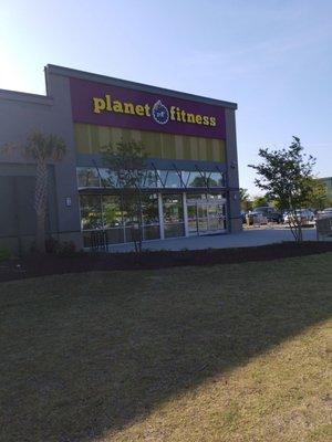 Planet Fitness Skibo : planet, fitness, skibo, Planet, Fitness, Fayetteville, FitnessRetro