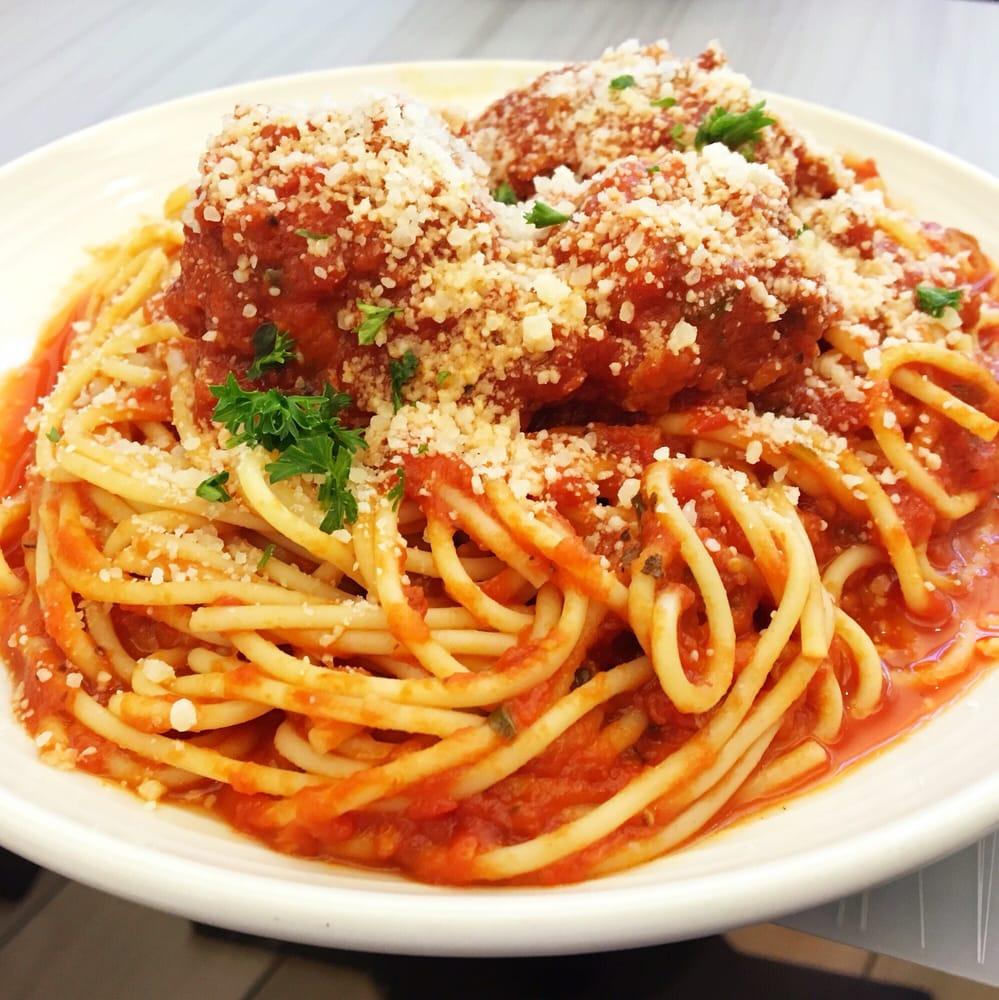 Spaghetti Bolognese  Al Dente Spaghetti with Nonnas 3