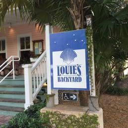 Photos for Louies Backyard  Yelp