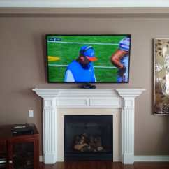Bell Fibe Tv Wiring Diagram Club Cart Home Somurich Com Installed Above Fireplace Wireless Setup With