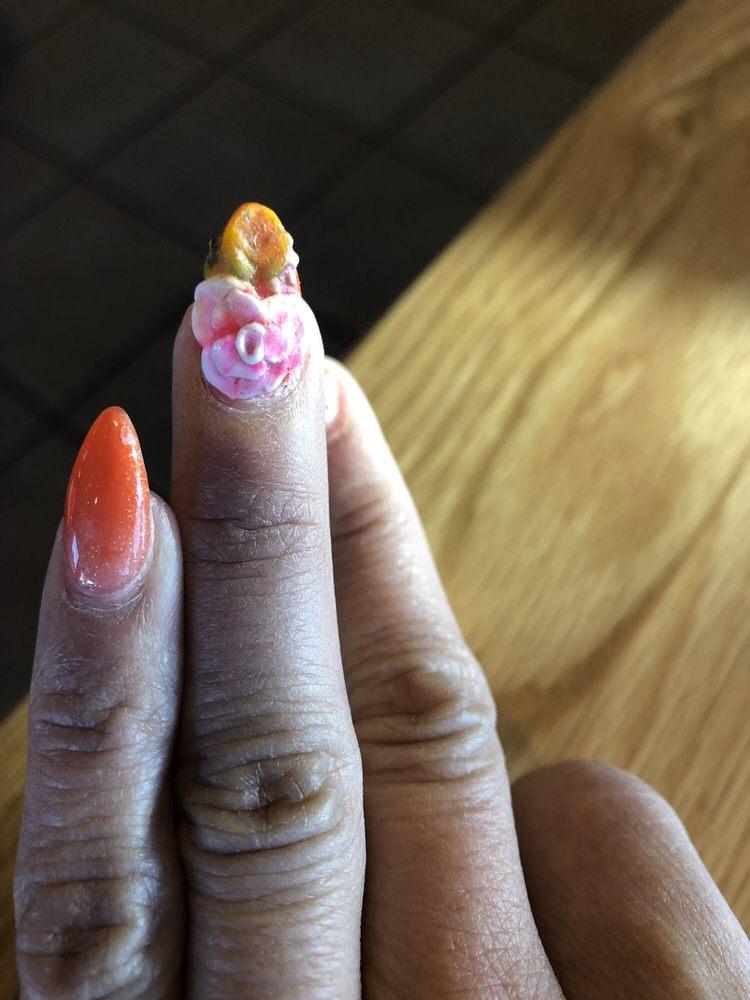 Nail Salons In Abilene : salons, abilene, Classy, Nails, Abilene,, Giftly