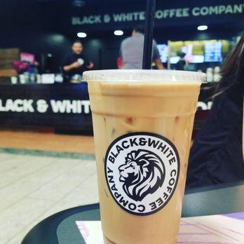 black white coffee company