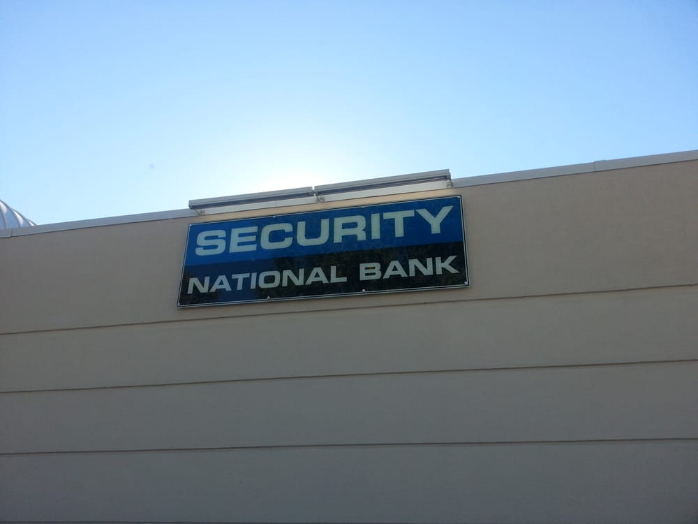 First Security Bank West