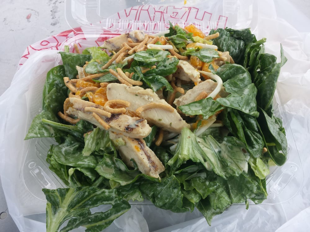 Salads And Sandwiches Near Me