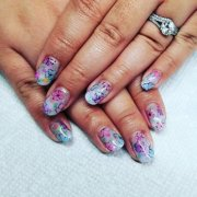 mermaid nail art - 71 &