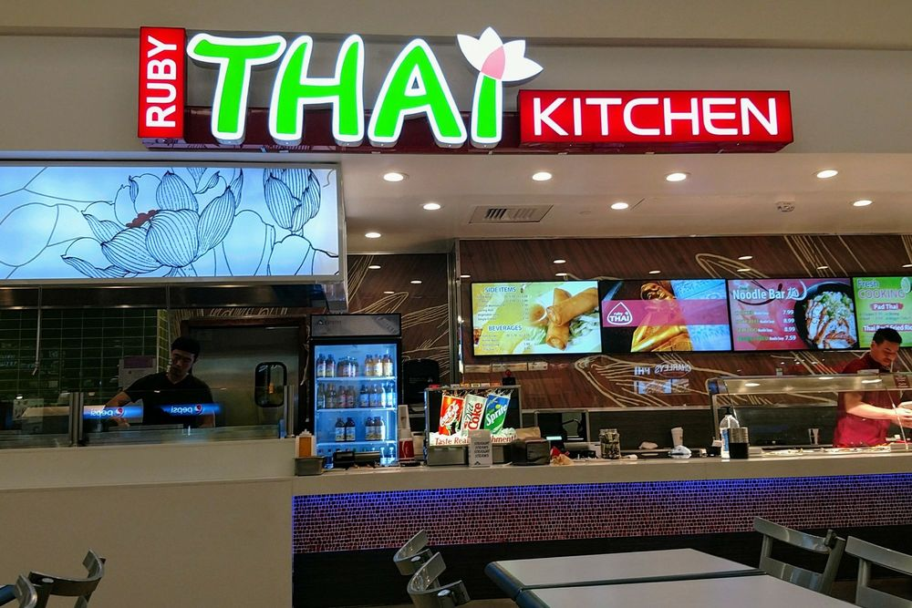 Ruby Thai Kitchen Home Decor Interior Design And Color