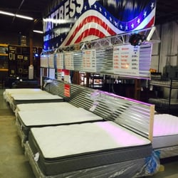 Photo Of Furniture Source Raleigh Nc United States Our Mattress Display That