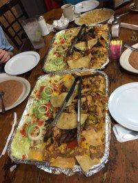 Botana platter for life! - Yelp