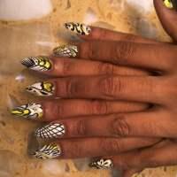 3d nails, nails, nail arts, natural nails, nail designs ...