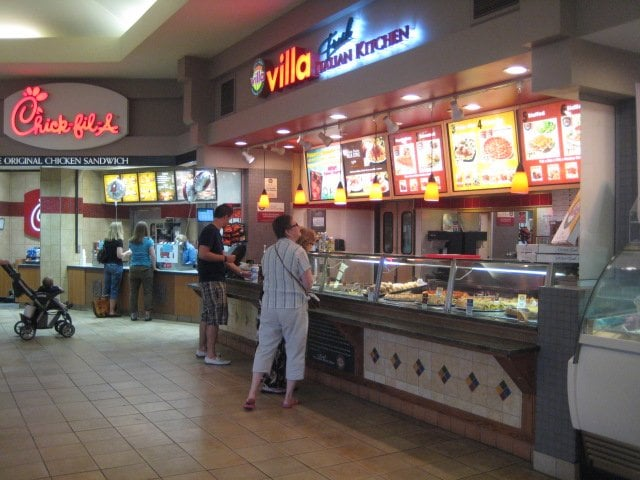 Villa Fresh Italian Kitchen Italian Pittsburgh Pa Yelp