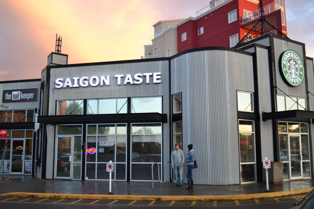 Edmonton Downtown Restaurants 104 Street