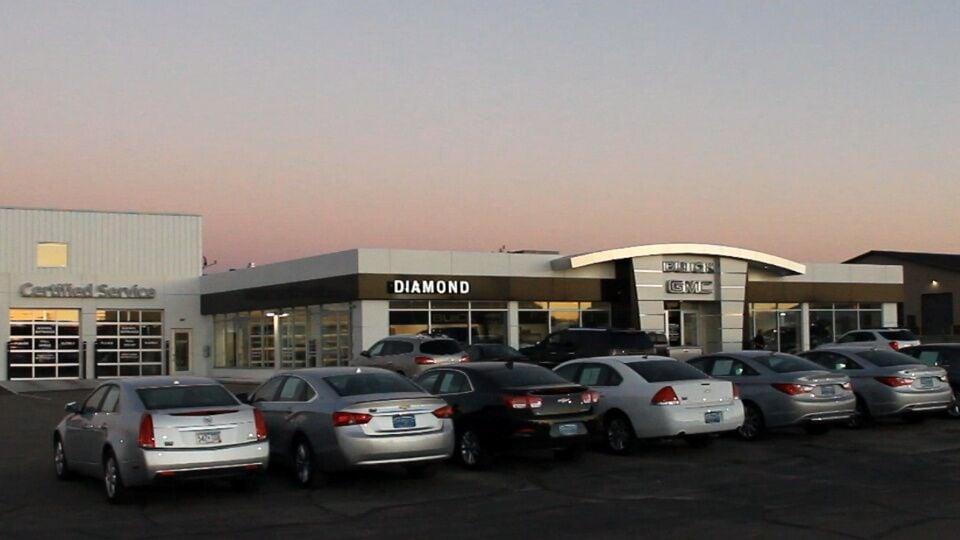 Diamond Buick Gmc  取得報價  汽車經銷商  5803 State Hwy 29 S