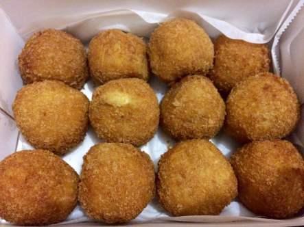 Porto's Bakery & Cafe - Burbank, CA, United States. Potato Balls