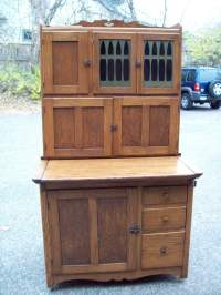 Hoosier Cabinet Restoration Parts