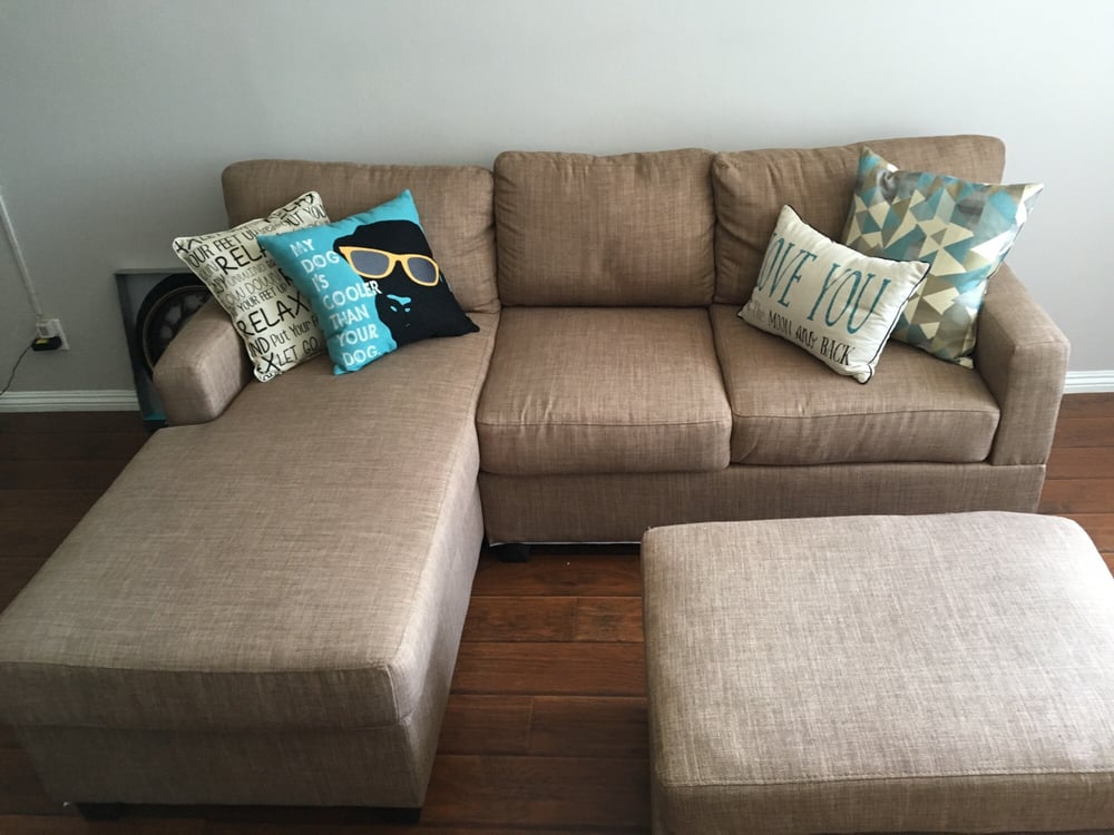 Sectional Couch $329