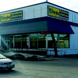 Photo Of Surplus Furniture Mattress Warehouse Winnipeg Mb Canada