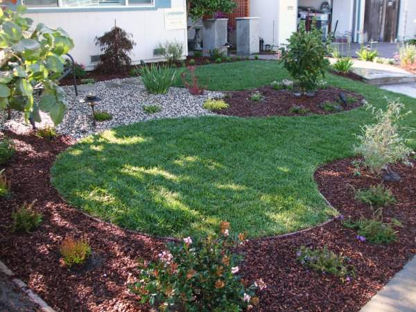 mobile home landscaping