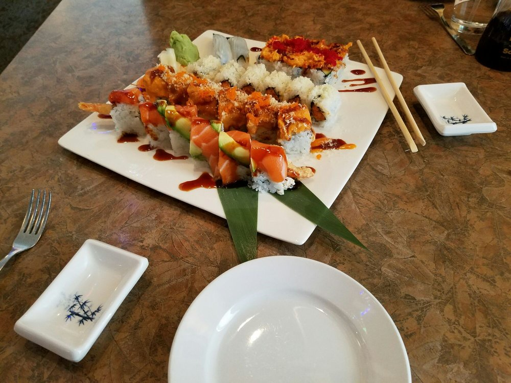 Sushi Restaurants Colorado Springs