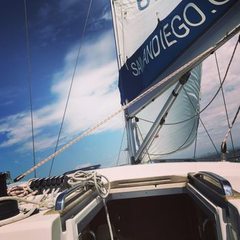 Sail San Diego - Check Availability - 191 Photos & 200 Reviews - Boating - Shelter Island - San Diego. CA - Phone Number - Classes - Yelp