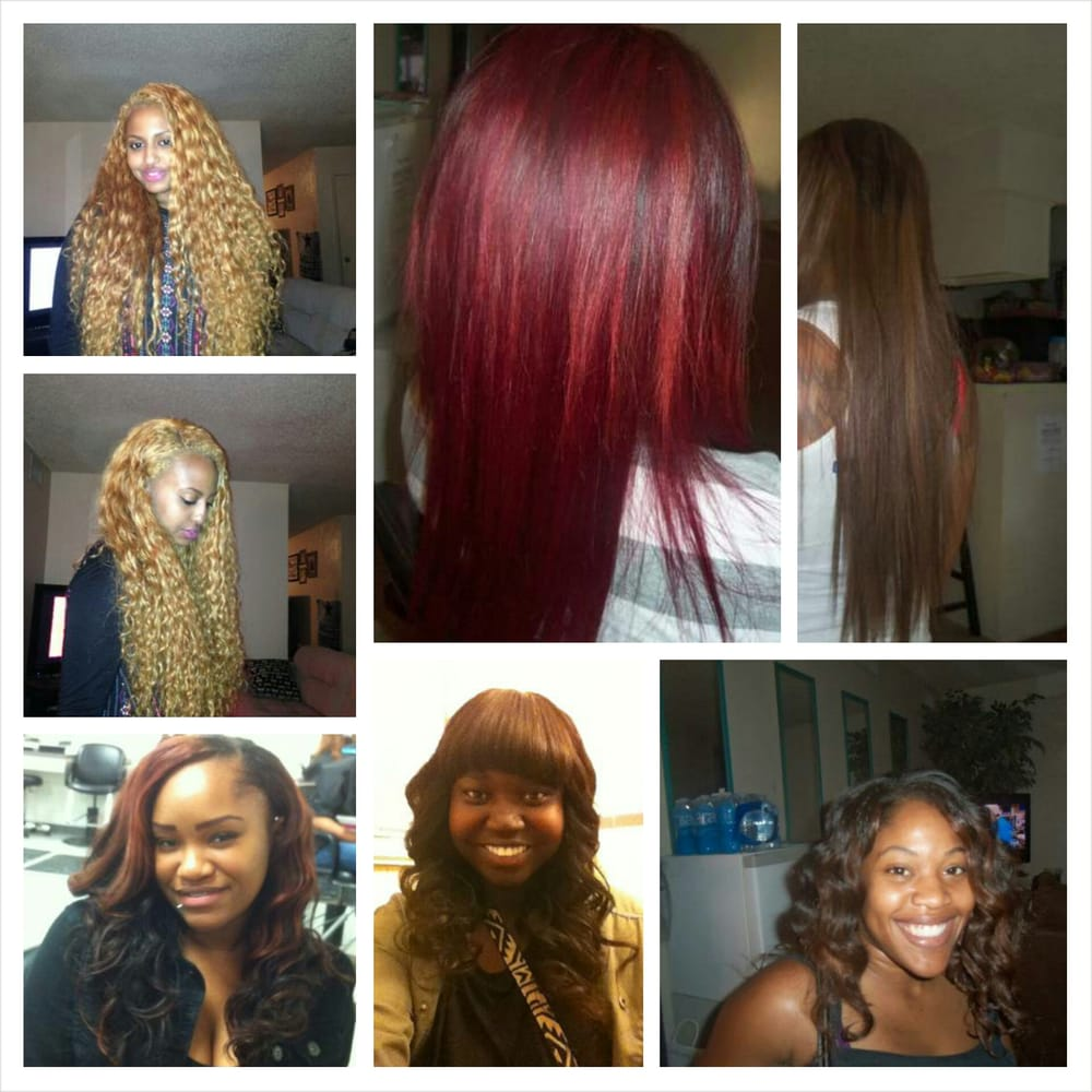 Different sew ins  Yelp