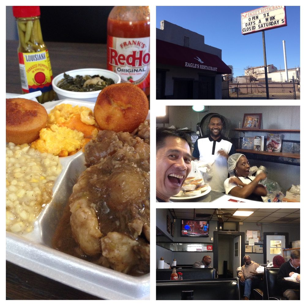 Birmingham Al Soul Food Restaurants