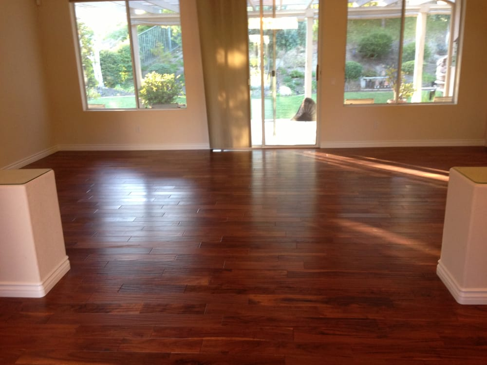 One of the best selling hardwood floors the Acacia