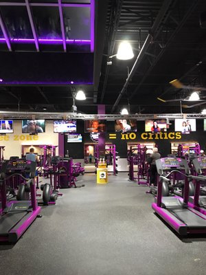 Planet Fitness Clarksville : planet, fitness, clarksville, Planet, Fitness, Terre, Haute, FitnessRetro