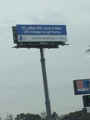 Highway 290 - Houston, TX, United States