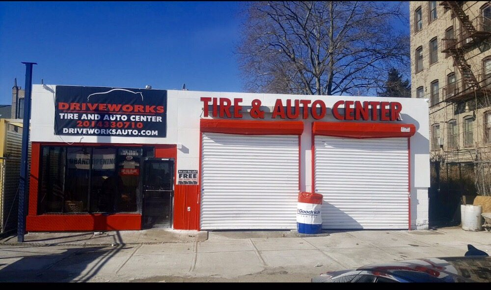 Fix Flat Tire Jersey City Nj