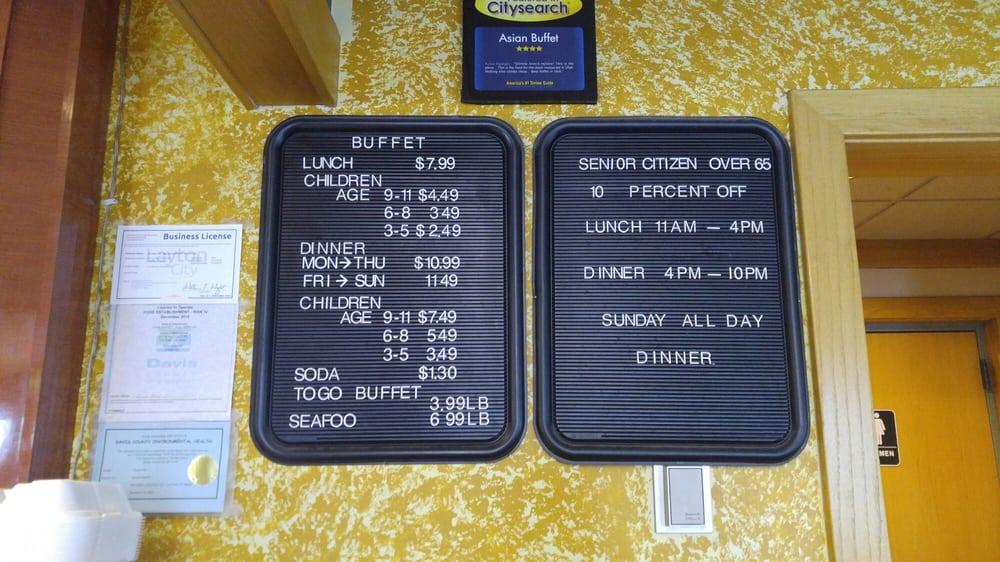 Cheap Chinese Buffet Near Me