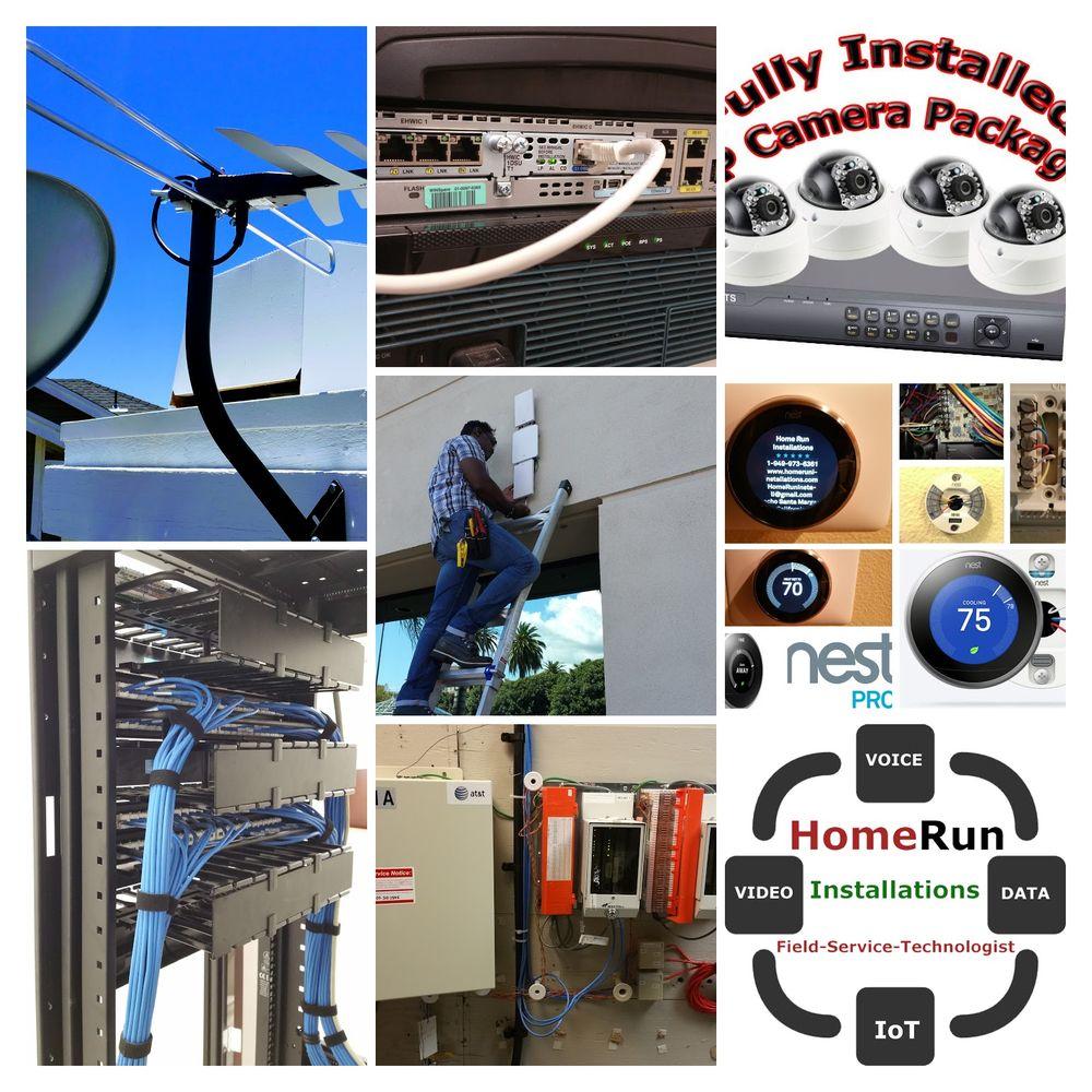 medium resolution of home run installations telecommunications rancho santa margarita ca phone number yelp