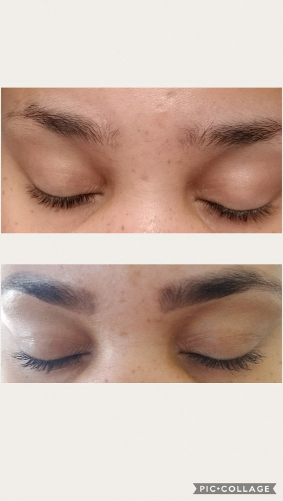 Best Place To Get Eyebrows Done : place, eyebrows, Where, Eyebrows, Professionally, Eyebrow, Poster