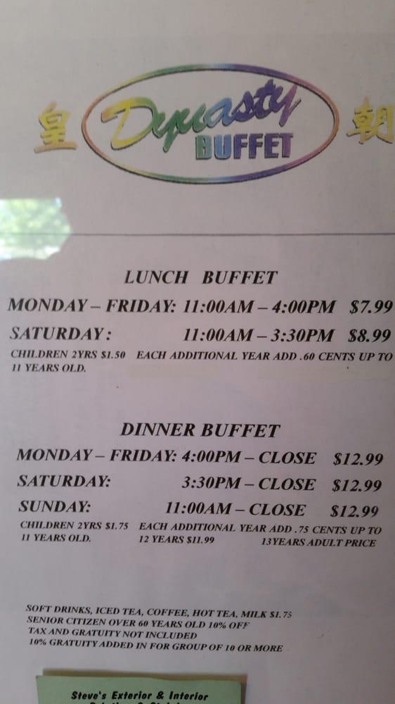 Buffet Grill Near Me