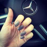 asked coffin shaped nails