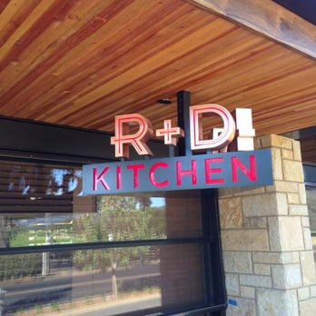 RD Kitchen  Yountville CA United States