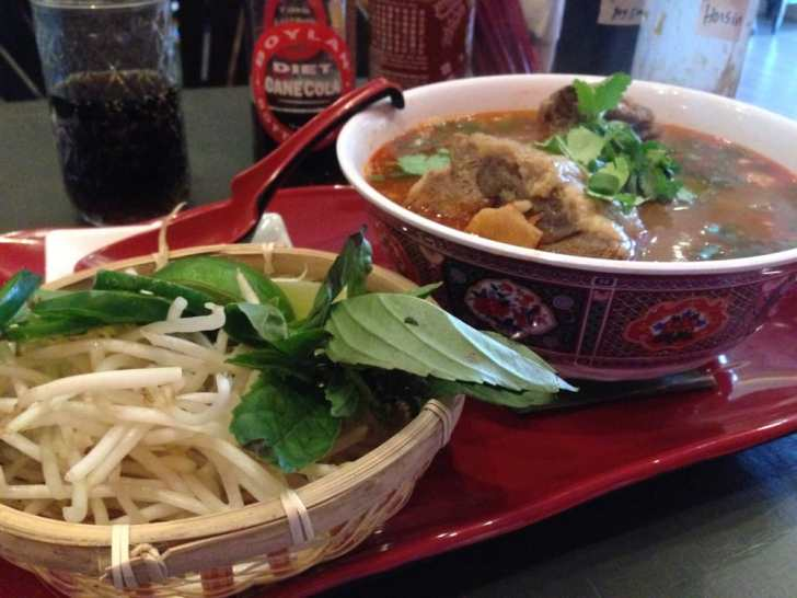 Mekong Kitchen San Francisco United States Spicy