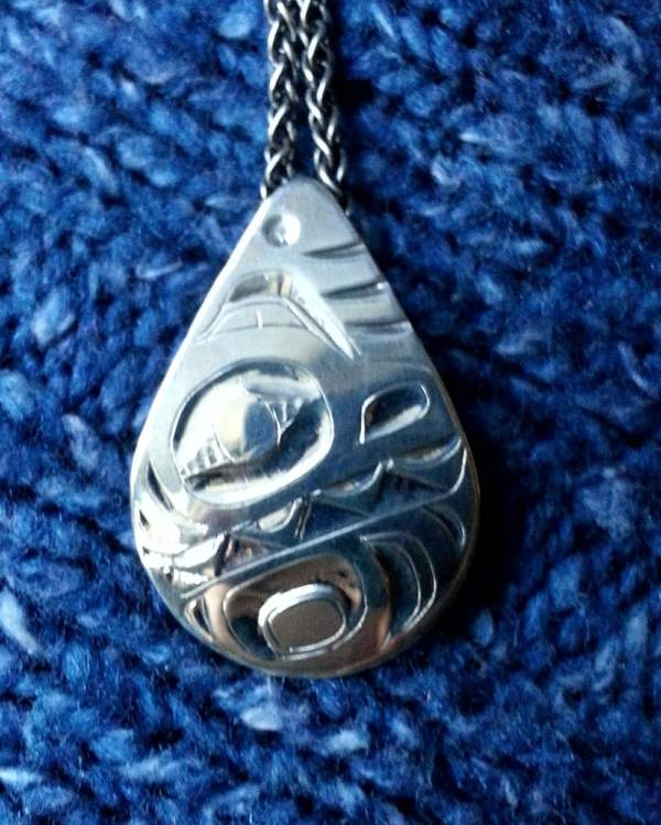 Alvin Adkins Dogfish Pendant. Stunning In Person - Yelp