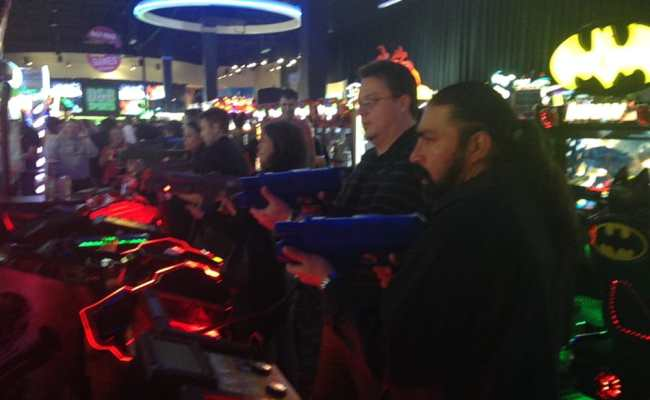 Some Serious Shoot Em Up Arcade Games Yelp