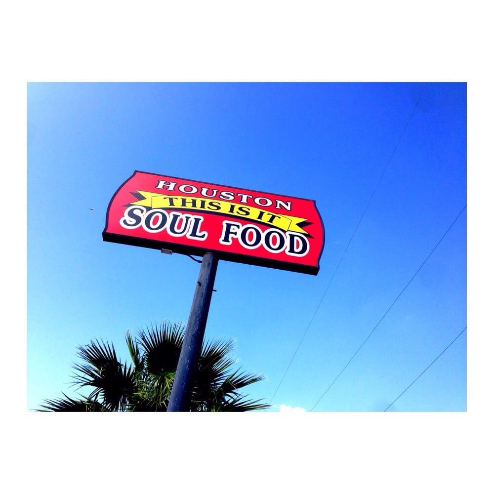 Houston Tx Soul Food Restaurants