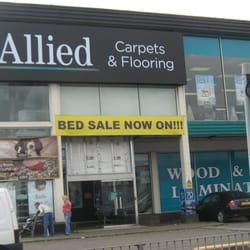Allied Carpets FermÉ Tapis Moquette 475 Newport Road