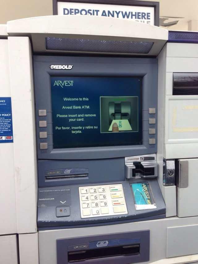 Arvest Bank Acquires