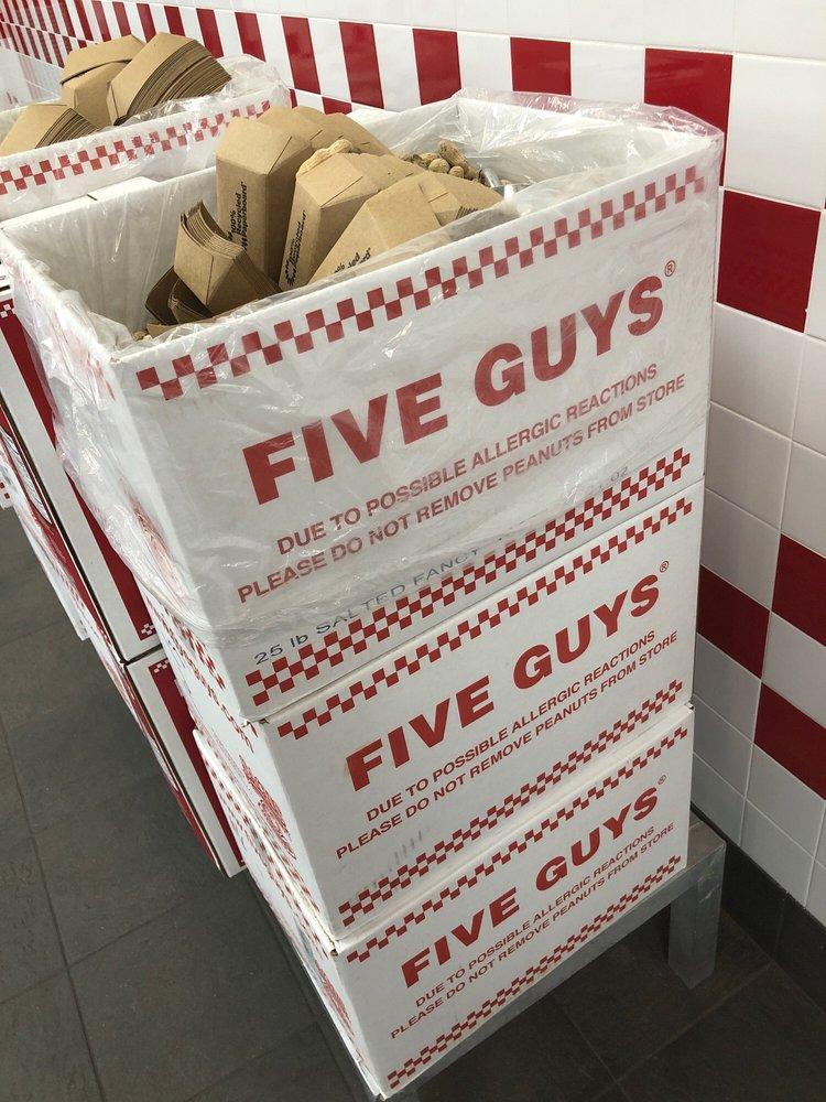 five guys 588 rte