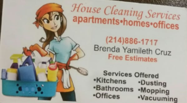 House Cleaning Services  Home Cleaning  Dallas TX  Phone Number  Last Updated December 31