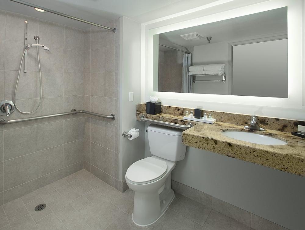 Ada Bathroom Hotel Requirements