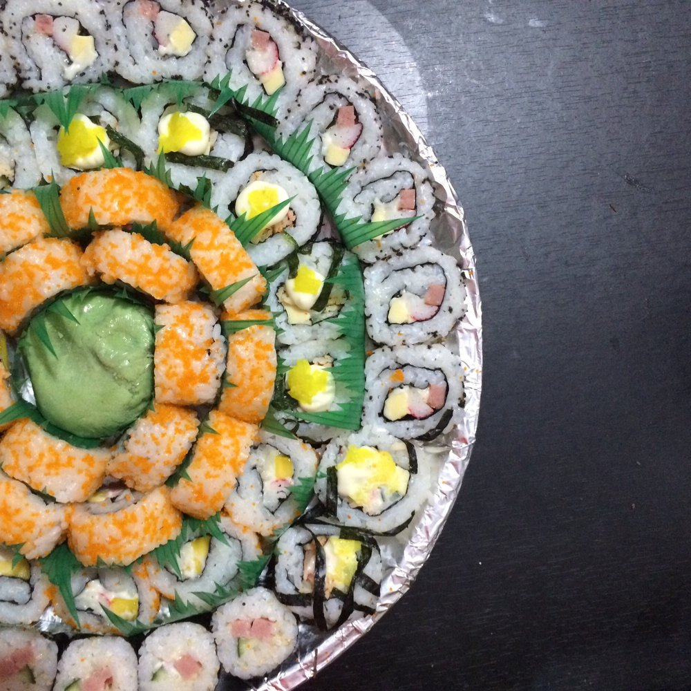 Find Sushi Place Near Me