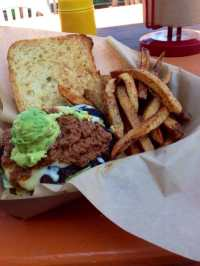 Mi tierra burger - Yelp
