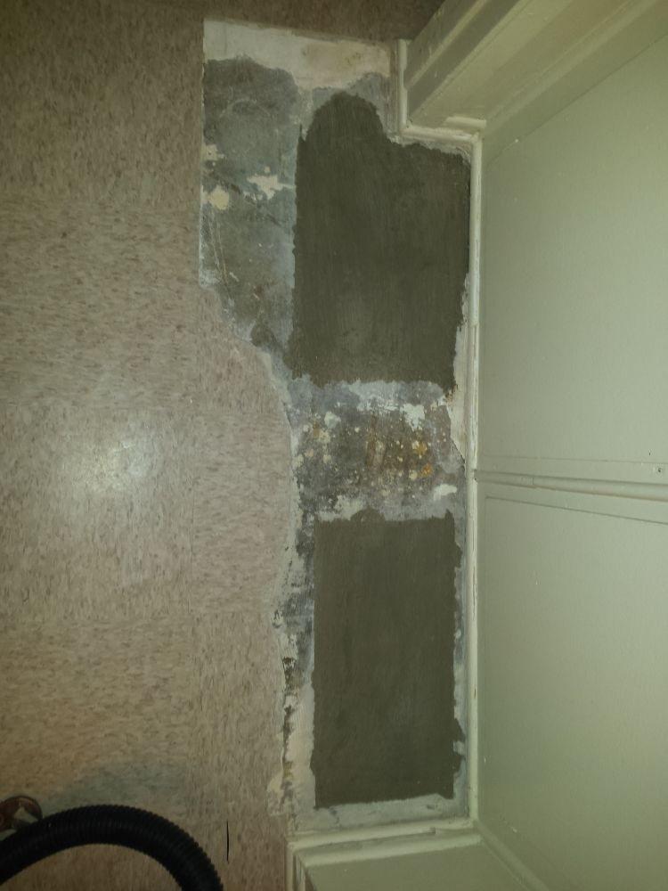 picb4 slab leak cement