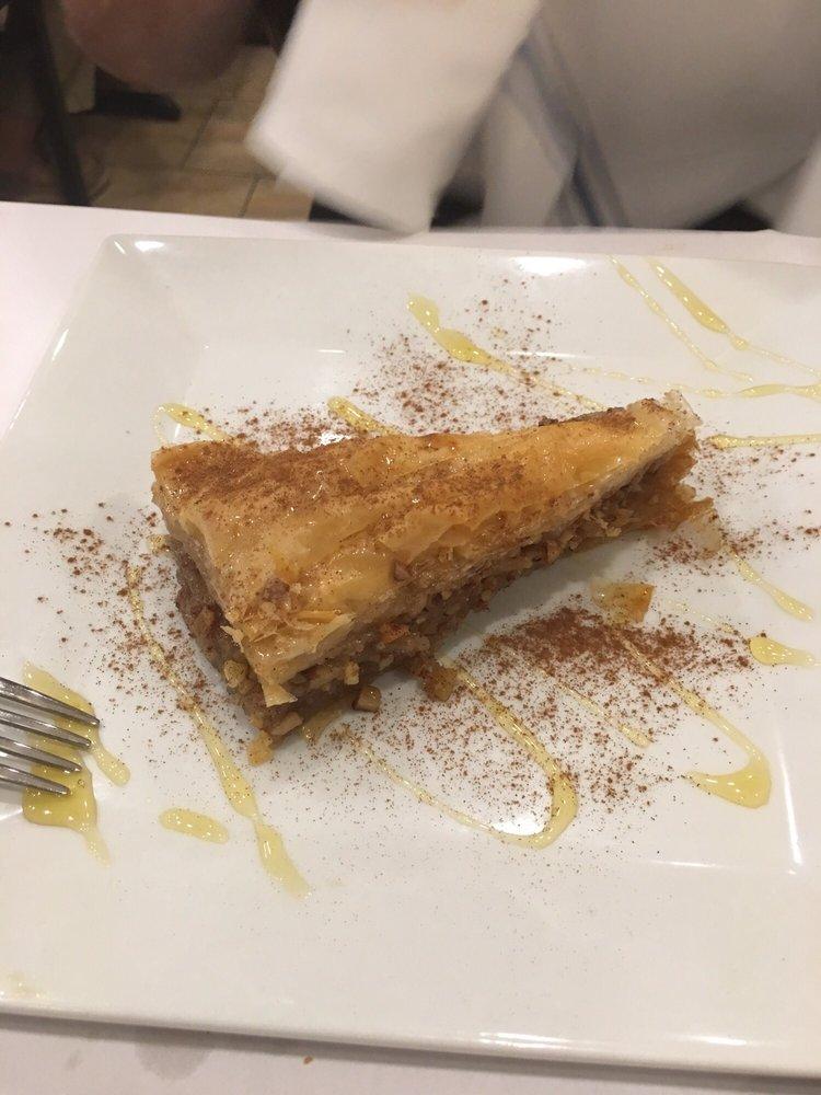 Greek Restaurant Near 08831